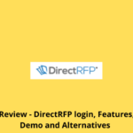 DirectRFP Review – DirectRFP login, Features, Pricing & Demo and Alternatives